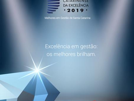 Prêmio Catarinense da Excelência 2019