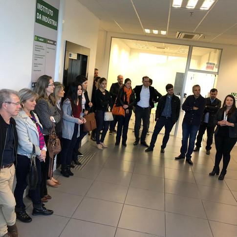 Instituto SENAI de Inovação em Sistemas Embarcados e o Centro de Inovação SESI em Tecnologias para Saúde