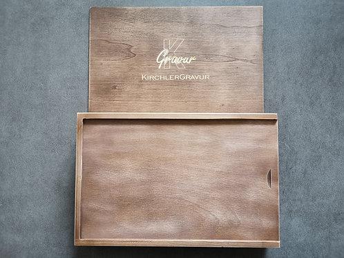 Holzgeschenkbox
