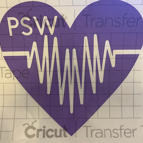 PSW Decal