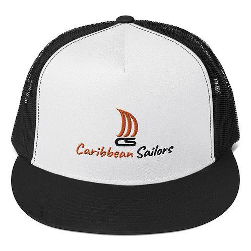 Caribbean Sailors Trucker Cap in Colors