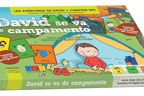 David se va de campamento
