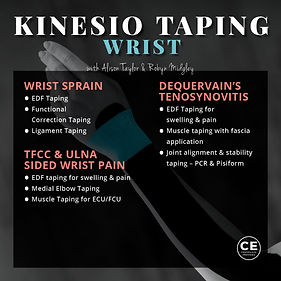 Robyn Midgely KINESIO course outlines ne