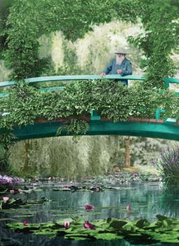 Giverny ou le Patrimoine de Claude Monet