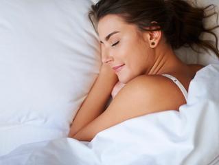 Ter uma boa noite de sono deixa você menos medroso