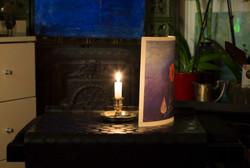 protège flamme méditatif 6