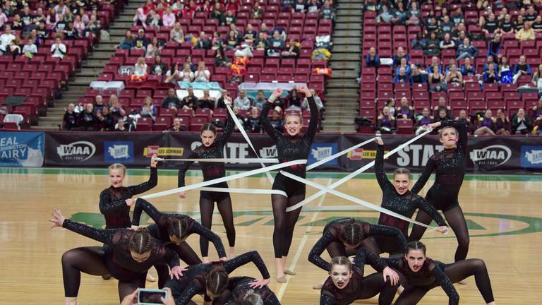 2019-03-23 - EHS Dance State Dance Routi