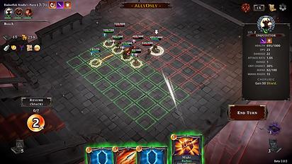 Hadean Tactics Early Access Battle 3
