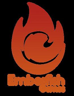 Emberfish Logo Fire