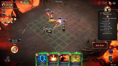 Hadean Tactics Early Access Battle 4