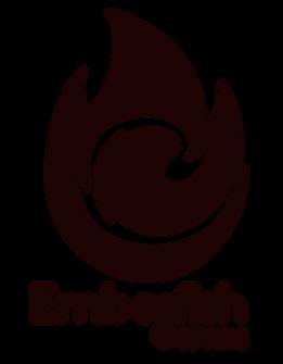 Emberfish Logo Dark