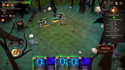 Hadean Tactics Early Access Battle 5