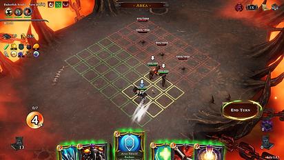 Hadean Tactics Early Access Battle 2