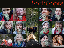 operAzioneSottoSopra - Apricale 2018