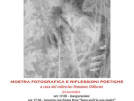 Sulla pelle delle donne - mostra fotografica e riflessioni poetiche