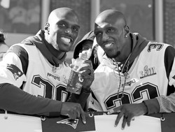 Jason and Devin McCourty