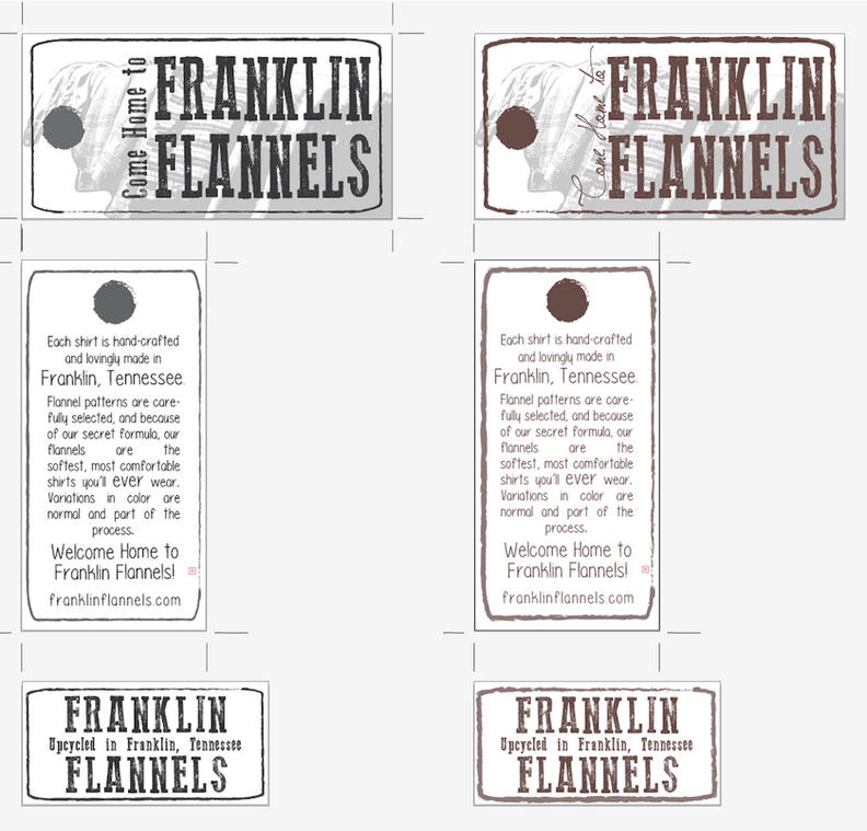 Product Labels and Tags