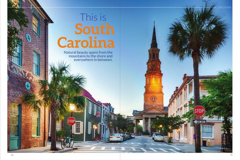 South Carolina Overview