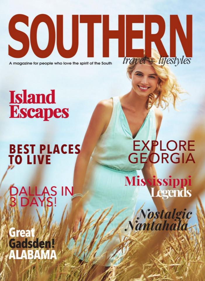 Southern Travel + Lifestyles Magazine