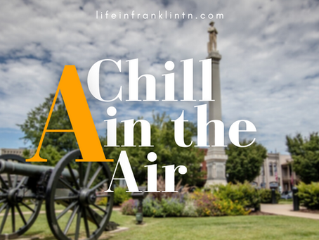 A Chill in The Air