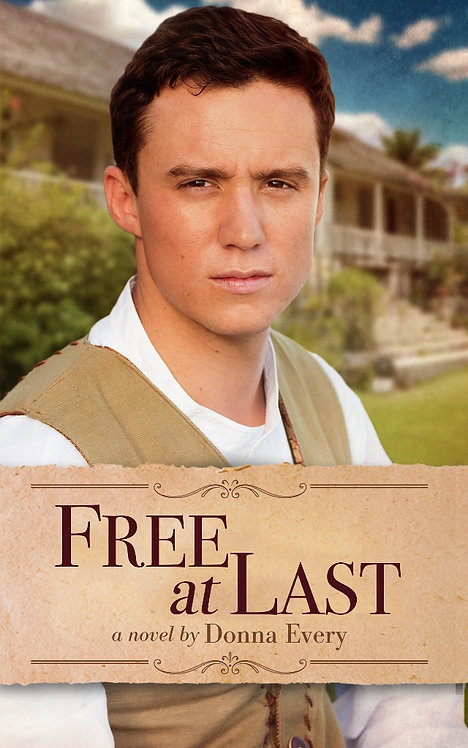 Free At Last by Donna Every