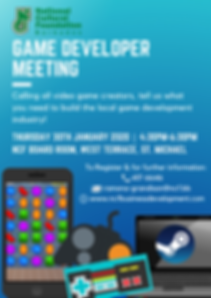 Video Game Developer Meeting Poster.png