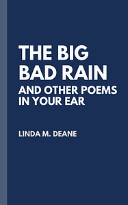 Big, Bad Rain And Other Poems in Your Ear