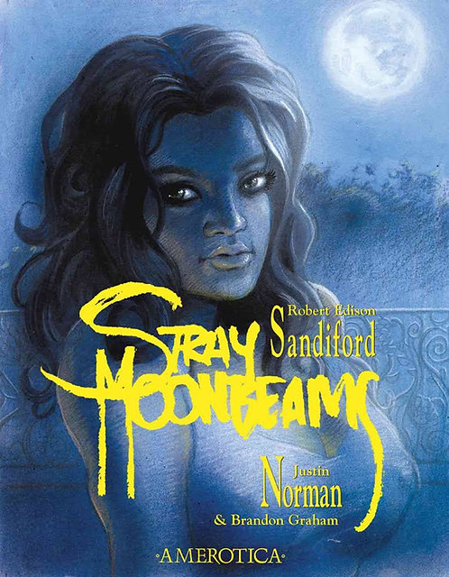 Stray Moonbeams by Robert Edison Sandiford
