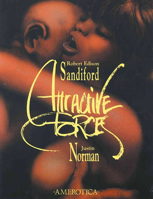 Attractive Forces by Robert Edison Sandiford