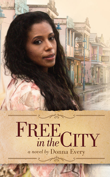 Free In the City by Donna Every