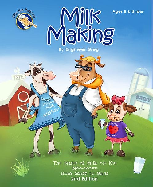 Milk Making by Gregory Skeete