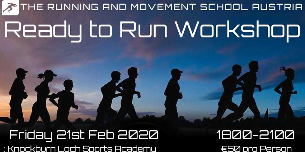 Ready to Run Workshop Scotland