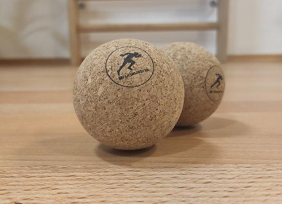 Faszien-Ball aus Kork
