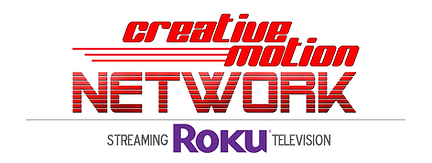 LOGO- Creative Motion Network Streaming