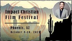 LOGO- Impact Christian Film Festival %22