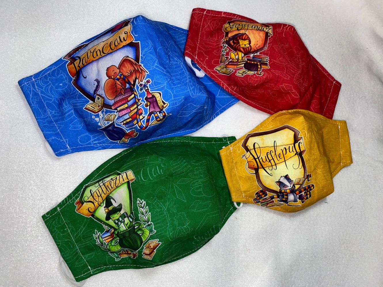 HP Houses Masks