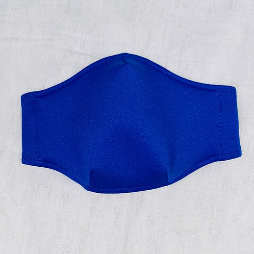 Blue Sport Mask - Heavy Weight