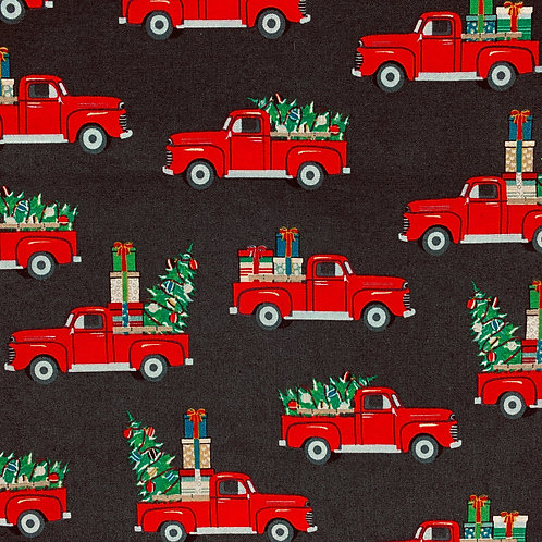 That Red Christmas Truck