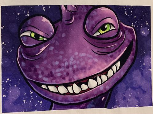 Randall (Small Panel)