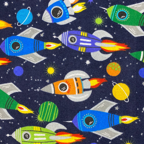 Flannel Space Flight