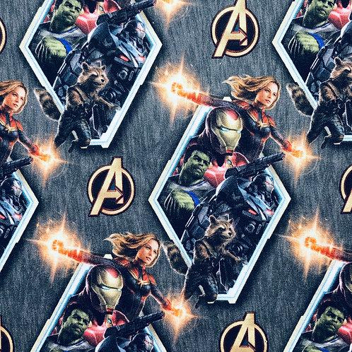 A is for Avenger