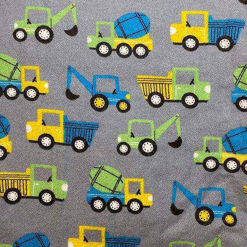 Flannel Excavator/Trucks