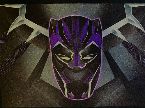 Black Panther Full Face