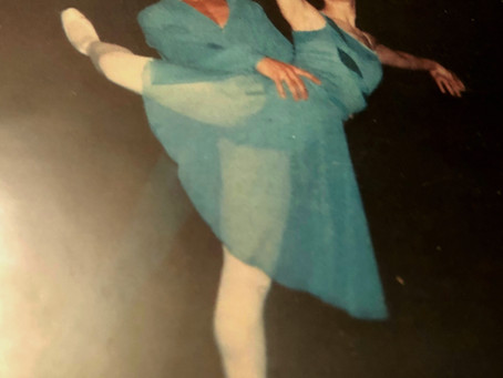 A Savior in Ballet