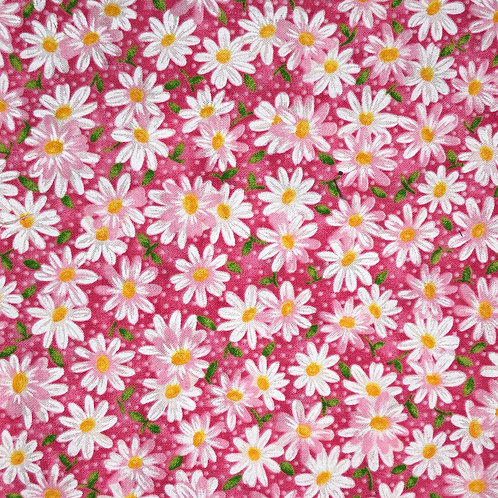 Sweet Daisy on Pink