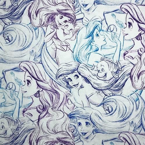 Swim with Ariel