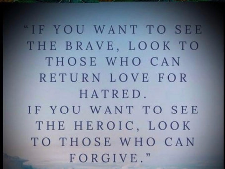 The Nature of Love & Forgiveness