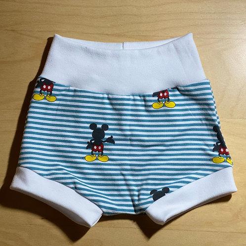 9 Months Bummies Shorts -Mick/Stripe
