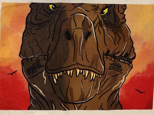 T-Rex (Small Panel)