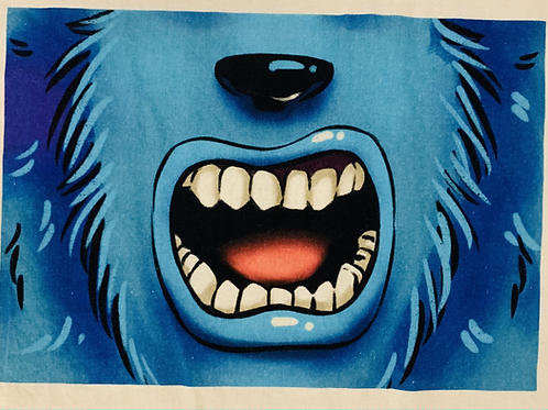 Sully Growl (Large Panel)